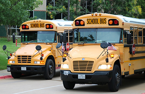 Image result for fort worth school bus